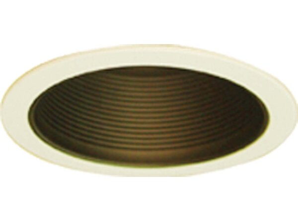 Baffle 8 Recessed Trim by Volume Lighting