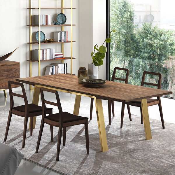 Arco Dining Table by Bellini Modern Living