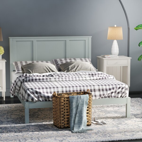 Homewood Country Style Platform Bed by Laurel Foundry Modern Farmhouse