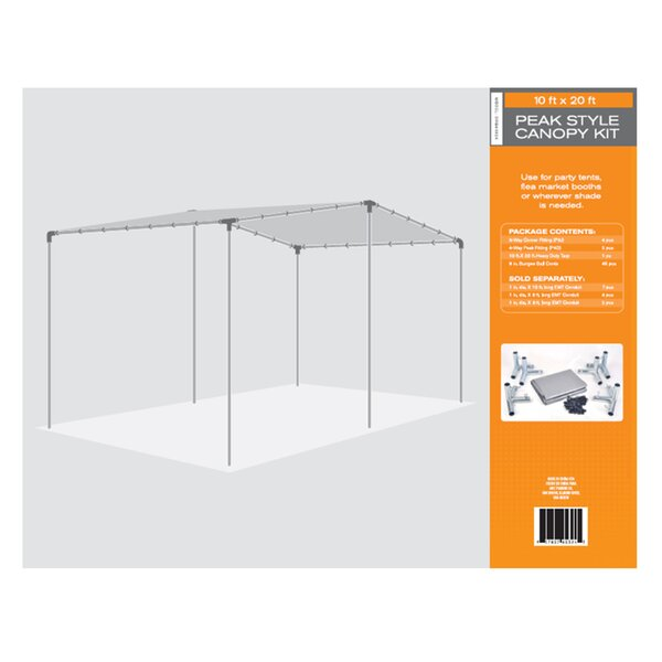 Heavy Duty Carport Canopy Roof by AHC