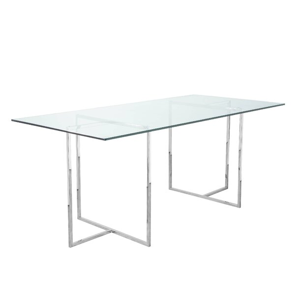 Gary Dining Table by Orren Ellis