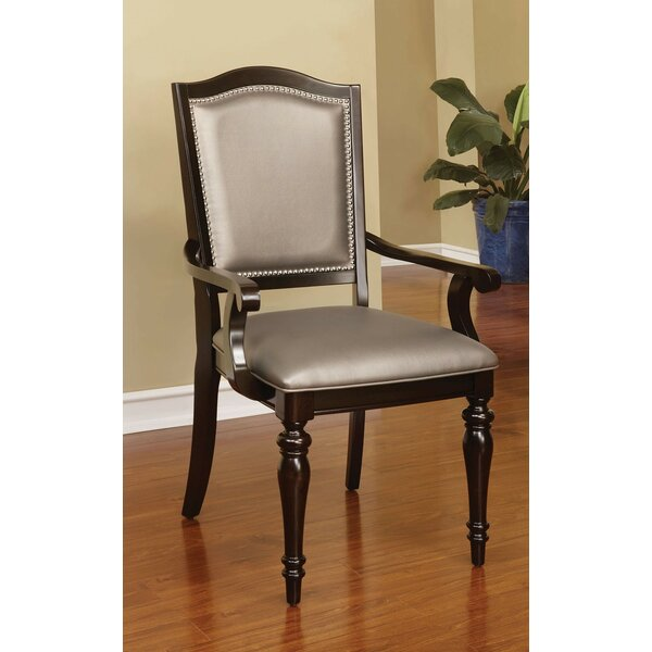Portola Upholstered Dining Chair (Set of 2) by Darby Home Co Darby Home Co
