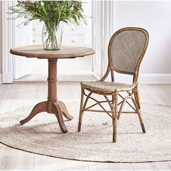 Looking for Verano Rattan Dining Chair By Bay Isle Home Best