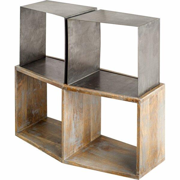 Cherryvale Standard Bookcase by Gracie Oaks