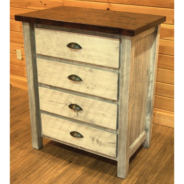 Dabria 4 Drawer Chest by Foundry Select