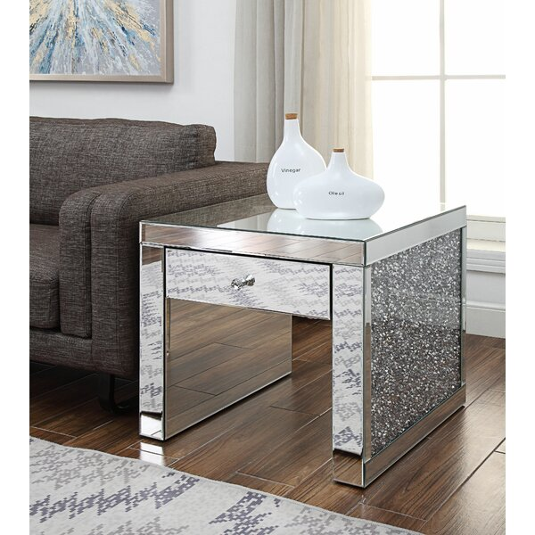 Kaitlynn End Table by Rosdorf Park
