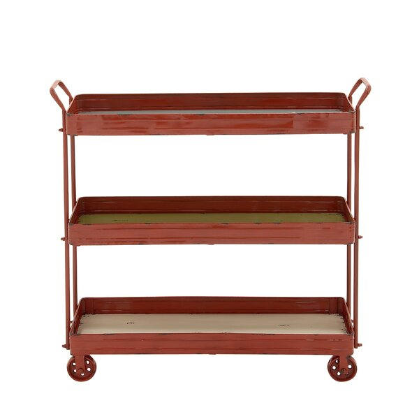 Noreen Bar Cart by Cole & Grey