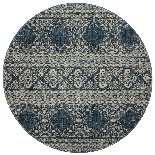 Ameesha Royal Area Rug by Bungalow Rose