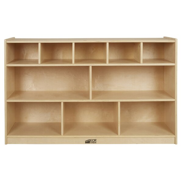 Birch 10 Compartment Cubby by ECR4kids
