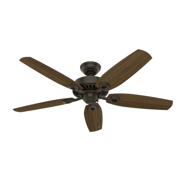 52 Builder Elite 5 Blade Ceiling fan by Hunter Fan