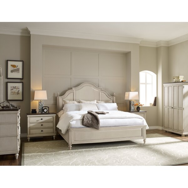 Bruyere Panel Configurable Bedroom Set by Lark Manor