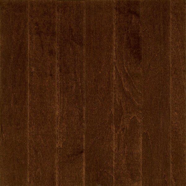 Turlington 5 Engineered Maple Hardwood Flooring in Cocoa Brown by Armstrong Flooring