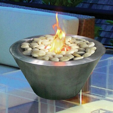 Oasis Gel Tabletop Fireplace by Anywhere Fireplace
