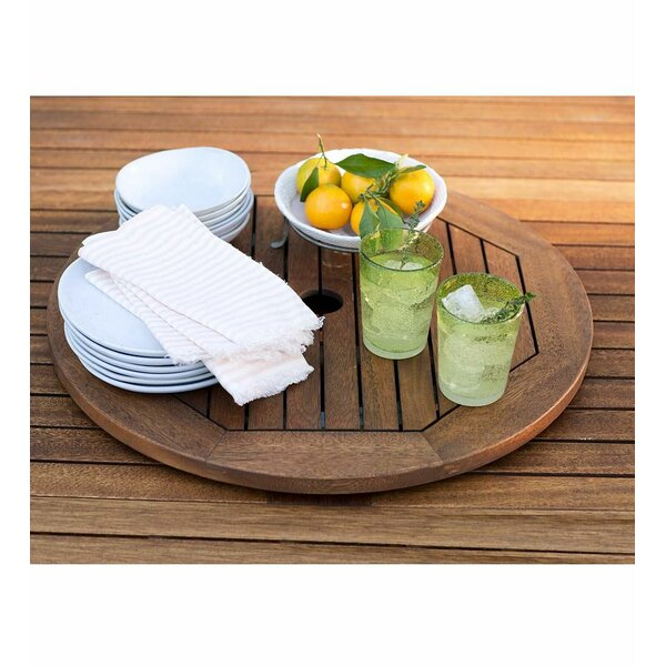 Lancaster Lazy Susan by Plow & Hearth