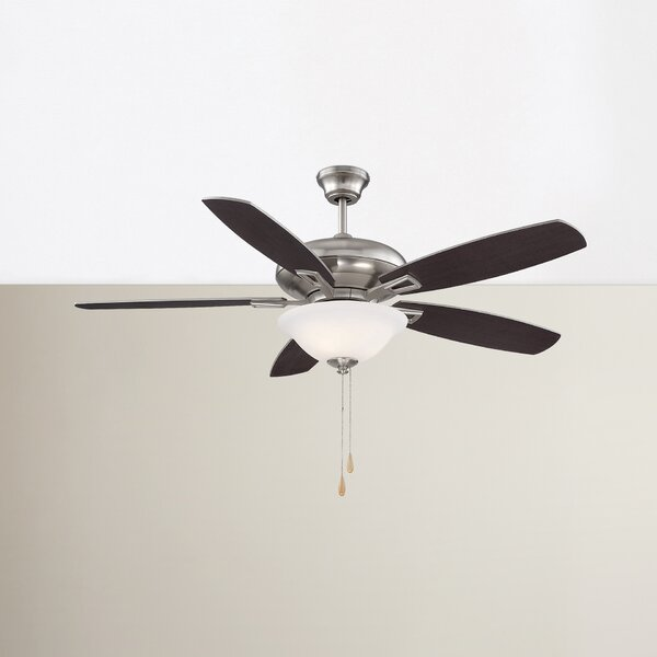 Kelleher 52 5-Blade Ceiling Fan by Alcott Hill