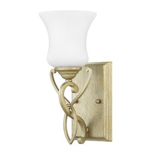 Coupon Brooke 1-Light Bath Sconce By Hinkley Lighting
