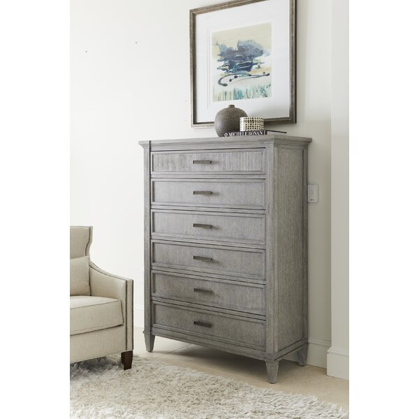 Willow 6 Drawer Chest by Stanley Furniture