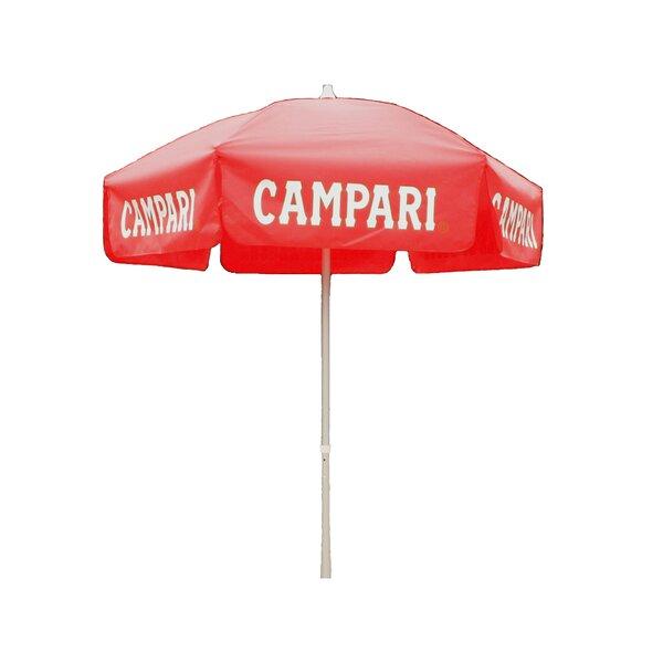 Italian 6' Drape Umbrella by Parasol Parasol