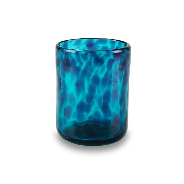 Hamptons Rocks Glass (Set of 4) by IMPULSE!