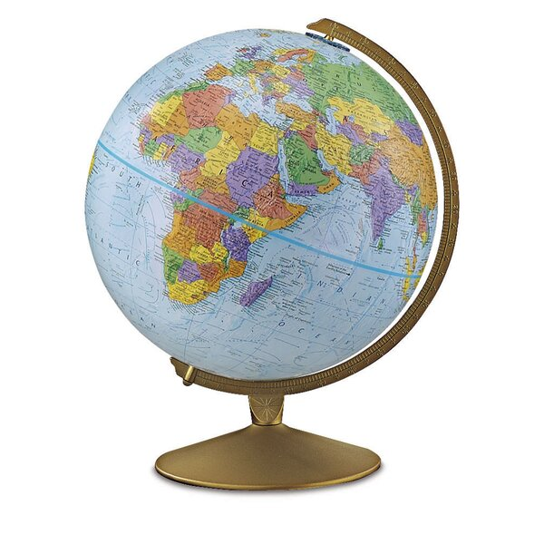 Explorer 12 Globe by Red Barrel Studio