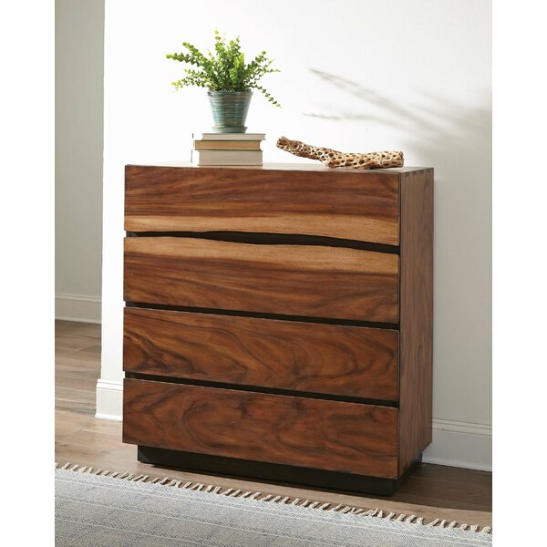 Winslow 4 Drawer Standard Dresser by Foundry Select