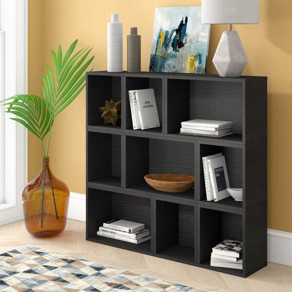 Beckmann Geometric Bookcase By Brayden Studio