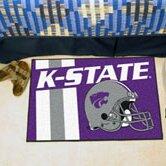 NCAA Kansas State University Starter Doormat by FANMATS