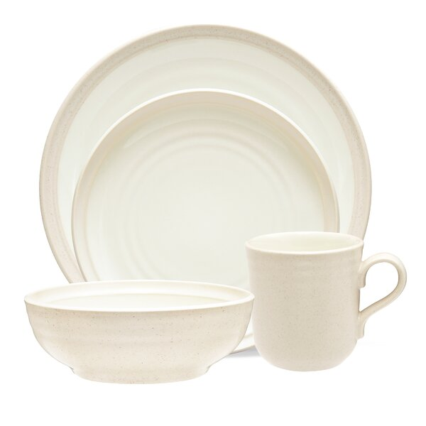 Colorvara 4 Piece Place Setting, Service for 1 by Noritake