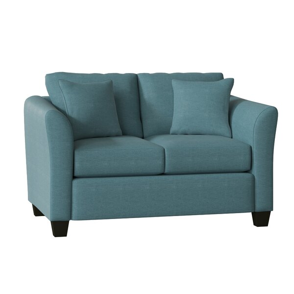Chic Valerie Loveseat by Piedmont Furniture by Piedmont Furniture