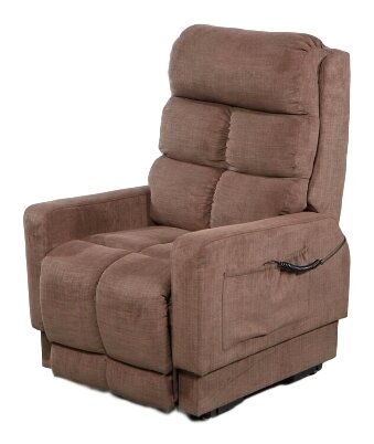 Mobility Zero Gravity Power Lift Assist Recliner by Cozzia