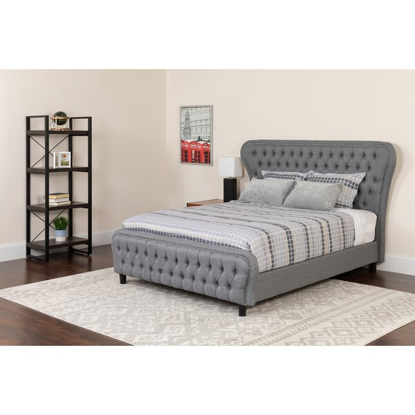 Katlyn Platform Bed by Alcott Hill