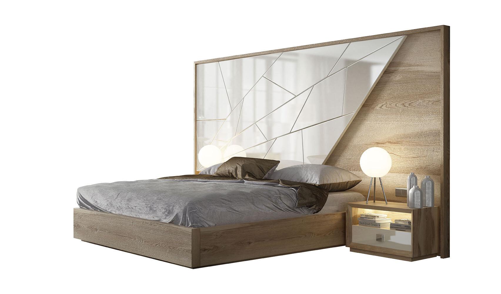 Hispania Home London Bedor47 Bedroom Set 3 Pieces