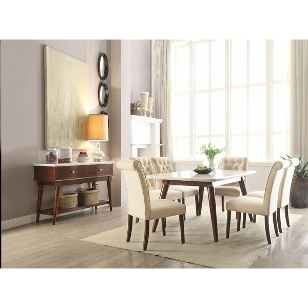 Patti 7 Pieces Dining Set by House of Hampton