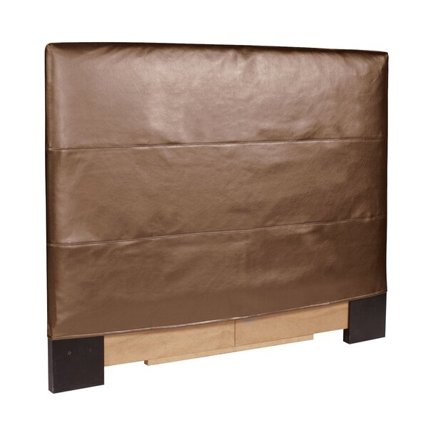 Strauch Upholstered Panel Headboard by Latitude Run