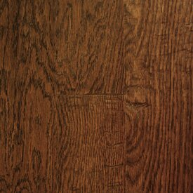 5 Engineered Oak Hardwood Flooring in Ebony by Forest Valley Flooring