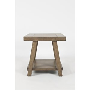 Doland End Table by Gracie Oaks