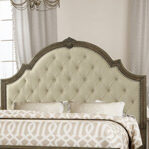 Harriet Upholstered Panel Headboard by Sage Avenue