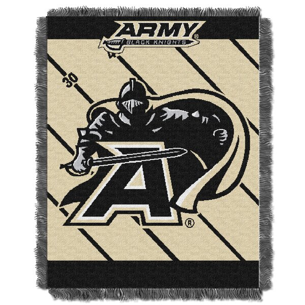 Collegiate Military Academy Baby Throw by Northwest Co.