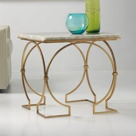 Melange Franz End Table by Hooker Furniture