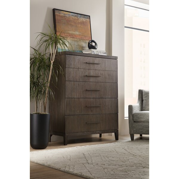 Miramar Aventura Manet 5 Drawer Chest By Hooker Furniture