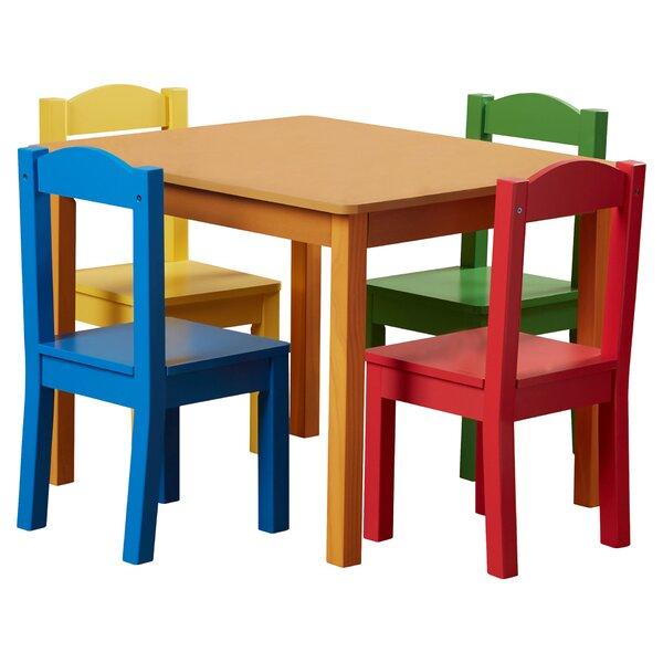 Outdoor Kidsu0027 Table U0026 Chair Sets Youu0027ll Love | Wayfair