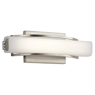 Big Save Perlman 1-Light LED Bath Bar By Orren Ellis