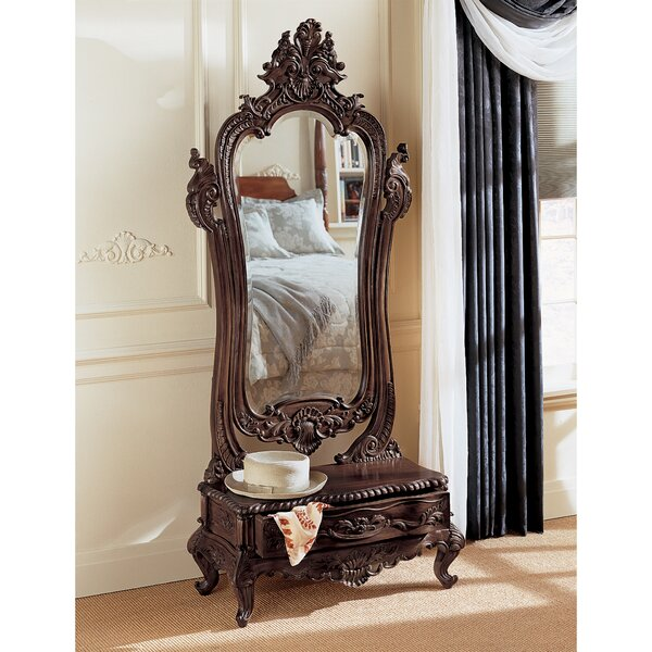 Wall Dressing Mirror Wayfair