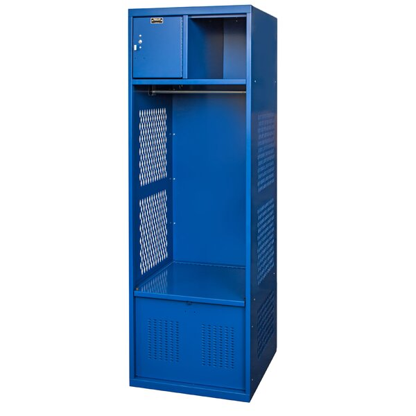 @ Rookie 2 Tier 1 Wide Gym Locker by Hallowell| #$709.99!