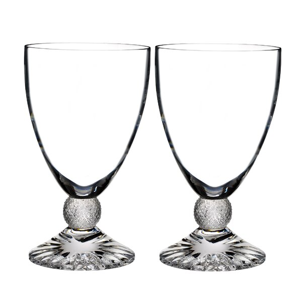 Town and Country Riverside Drive Wine Glass (Set of 2) by Waterford