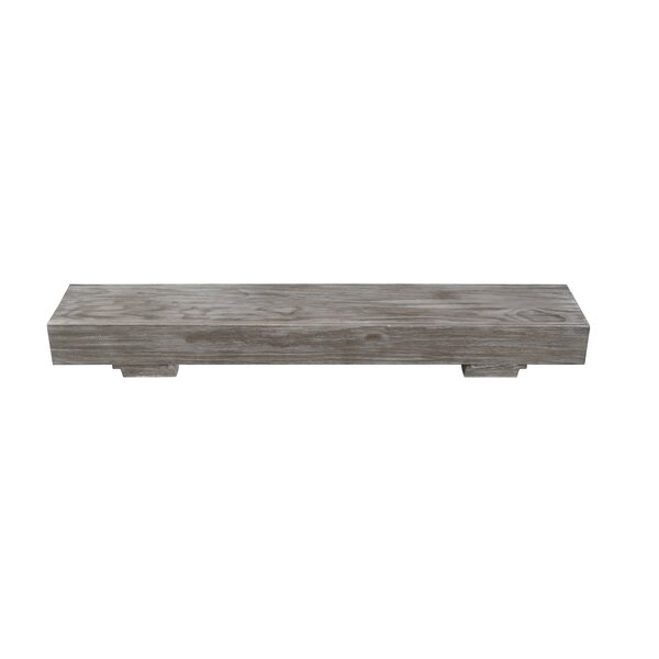 Shenandoah Fireplace Shelf Mantel by Pearl Mantels