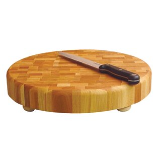Review Wood Slab Chopping Block By Catskill Craftsmen, Inc.