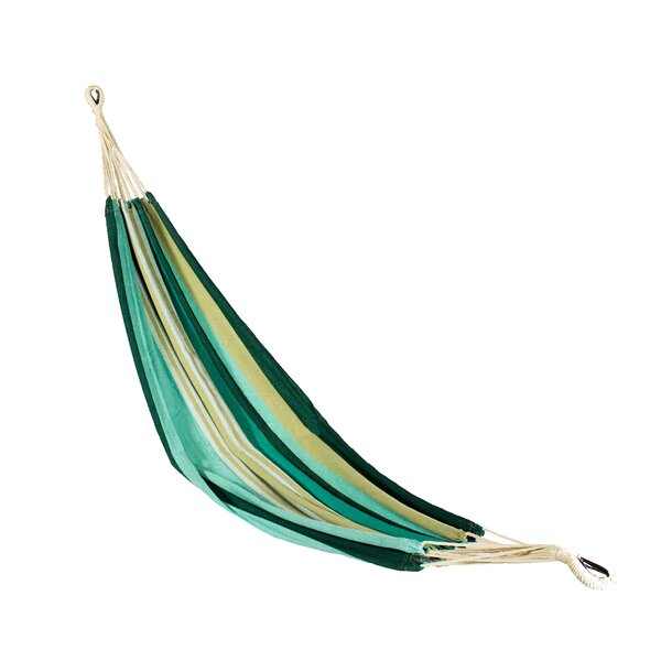 Dillon Cotton Single Person Tree Hammock by Breakwater Bay
