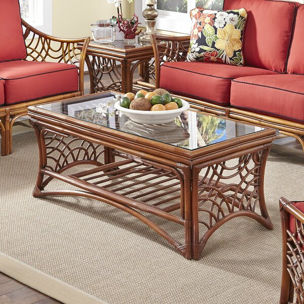 Rainey Coffee Table by Bayou Breeze