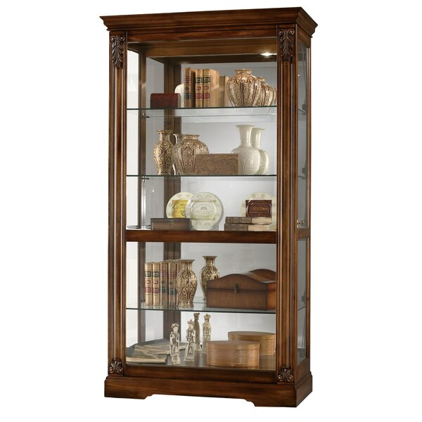 Brathwaite Curio Cabinet by Darby Home Co